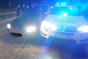Photo supplied by Warwickshire Police.