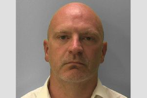 Christopher Lancaster was jailed for 20 months. Picture: Sussex Police