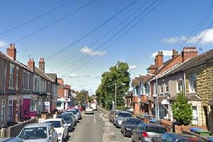 Part of Craven Road in Rugby. Image: Google Streetview.