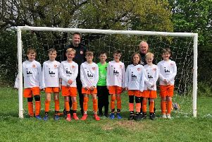 Rugby Town Under 10s Pumas