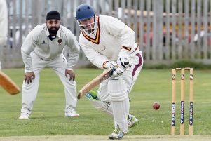 Richard Burnett was the Warwickshire leagues highest scorer on Saturday on 162 not out, in an unbeaten partnership of 199 with brother Stewart