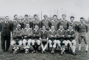 Rugby St Andrews RFC in 1968