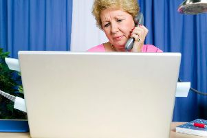 Scam calls have been reported in the Rugby area