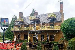 The Fox and Hounds in Lower Harlestone is set to undergo a makeover in June and July.