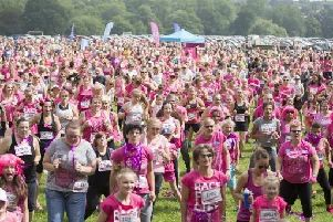 Race For Life returns to Abington Park this weekend