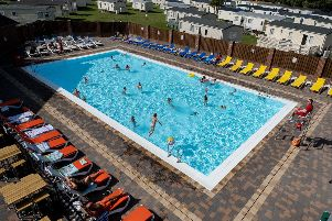 A 18m entertainment complex has opened at Bunn Leisure in West Sussex. Picture: Andy Mather/ Bunn Leisure