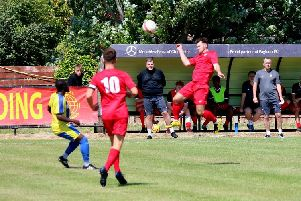 Pagham v Guildford City action / Picture by Roger Smith