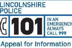 Police are appealing for witnesses following a fail to stop incident in Skegness.