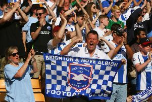 Brighton will hope to get off to a good start this season