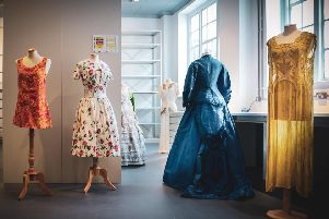 Work on the Costume Research Centre at Worthing Museum is set to begin this summer