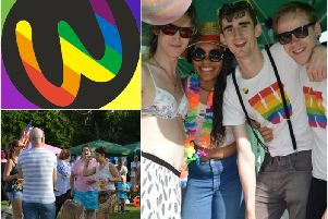 Warwickshire Pride. Photos submitted.