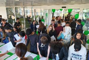 Stockwood Park students get their results