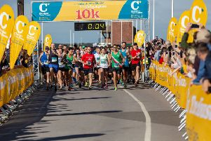 Last year's Littlehampton 10k had a record 1,461 runners taking part
