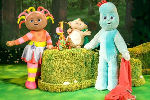 In the Night Garden Live by Johan Persson.