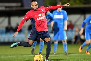 Fazel Koriya is back with Rugby Town for the fourth time  Picture by Martin Pulley