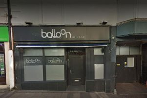 Balloon Bar, Bridge Street, Northampton