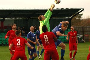 Melton Town are still in the hunt for a league and cup double EMN-181113-083831002