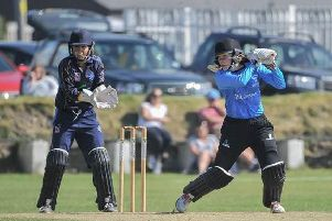 Ella McCaughan made her debut for Sussex Women this year aged just 15.Picture by Dave Burt Photography
