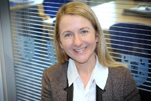 Sussex Police and Crime Commissioner Katy Bourne