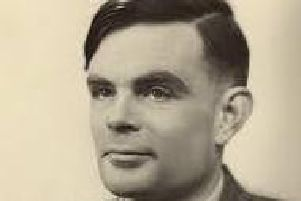 The great Alan Turing
