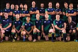 The Thames Valley Police rugby team