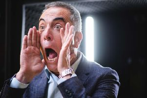 James Nesbitt OBE has been crowned the loudest celebrity by Yell.