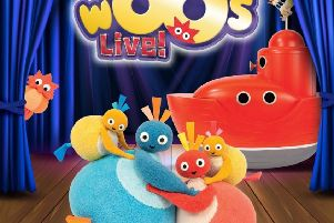 Twirlywoos Live at White Rock Theatre in Hastings