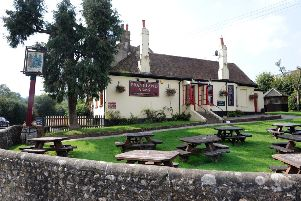 The Frankland Arms, Washington