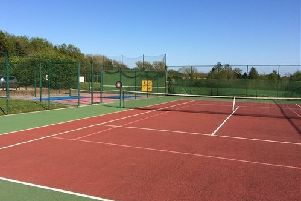 Tealby Tennis Club