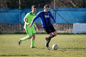 Hollington United will face their two title rivals in their next two matches. Picture by Justin Lycett