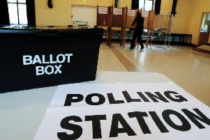 The vote takes place on May 2