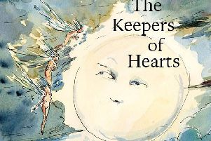 The front cover of The Keeper of Hearts,  illustrated by Claire Fletcher SUS-190605-152806001
