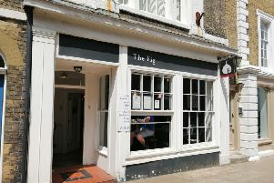 The Fig cafe in Rye