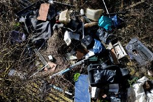 The Local Government Association has argued that sentences for flytippers who are successfully prosecuted are not strong enough to act as a deterrent