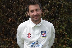 Andrew Hodd is set to return for Bexhill Cricket Club's home game against Rottingdean tomorrow