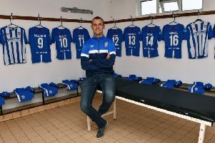 Coleraine manager Oran Kearney. Photo Colm Lenaghan/Pacemaker Press