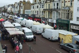 Bexhill continental market SUS-191109-114849001
