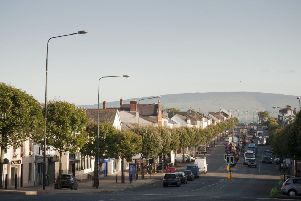 Cookstown town centre