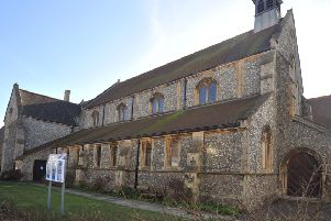 St Barnabas Church, Bexhill