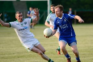 Sunday's Intermediate Championship final could be the final time we see Marty Donaghy in a Claudy shirt.