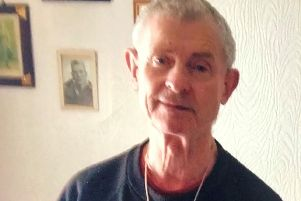 Family handout photo of Eugene Carr who died in 2015 after being attacked at his Bessbrook home in County Armagh, Northern Ireland
