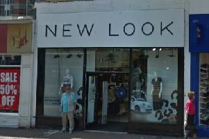 New Look, in Bexhill, will be closing on Tuesday (December 3). Picture: Google