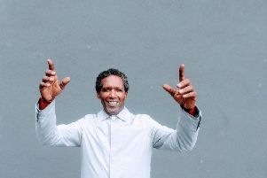Lemn Sissay is the guest director for Brighton Festival 2020