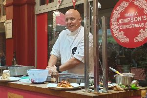 Aldo Zilli. Picture supplied by Jempson's