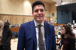 Huw Merriman is still Conservative MP for Bexhill and Battle