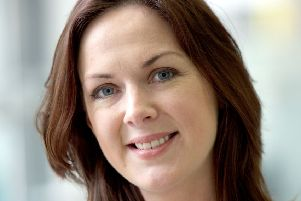 Angela McGowan said the Flybe bail-out package included 'an important step to review regional connectivity'