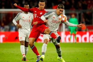 Bayern Munich have been linked with a 75m move for Anfield favourite Roberto Firmino