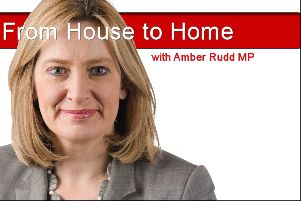 From House to Home with Amber Rudd MP