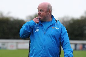 Leamington boss Paul Holleran.