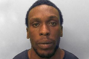 James Stewart, 27. Picture: Sussex Police